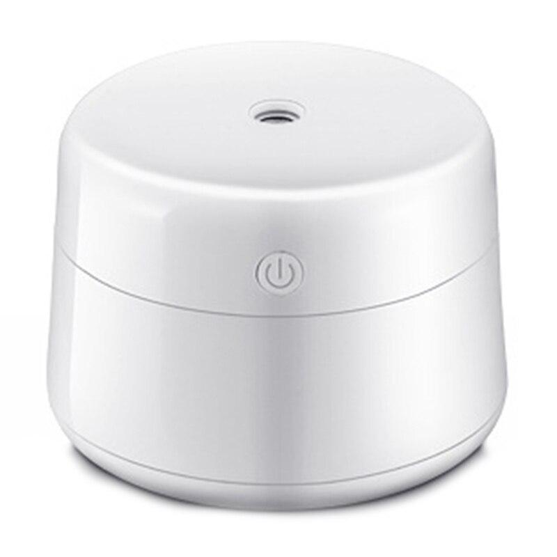 220ML Ultrasonic Air Humidifier Aroma Essential Oil Diffuser For Home Office Car USB Fogger Mist Maker White