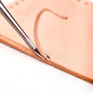 Beveler-Tool-Kit Groover Craft-Making-Kit Hand-Stitching DIY 3pcs Skiving-Edge U V-Shaped