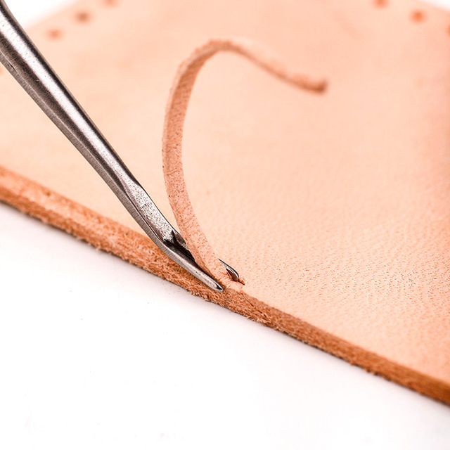 3pcs DIY Hand Stitching U+V Shaped Groover Skiving Edge Beveler Tool Kit Leather Craft Making kit