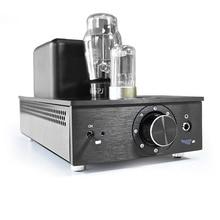 Darkvoice 336se tubo de fone de ouvido amplificador otl fone de ouvido amp