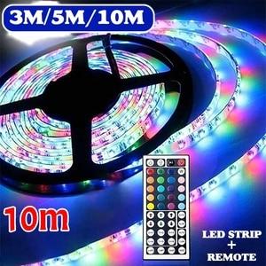 600 LED 3528 SMD RGB Strip Lig