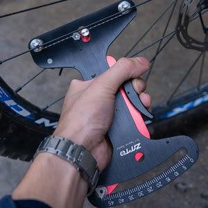 Image 5 - Bike Rim Adjustment Tool Indicator Meter Tensiometer Bicycle Spoke Tension Wheel Builders Tool Application Used to Precisely