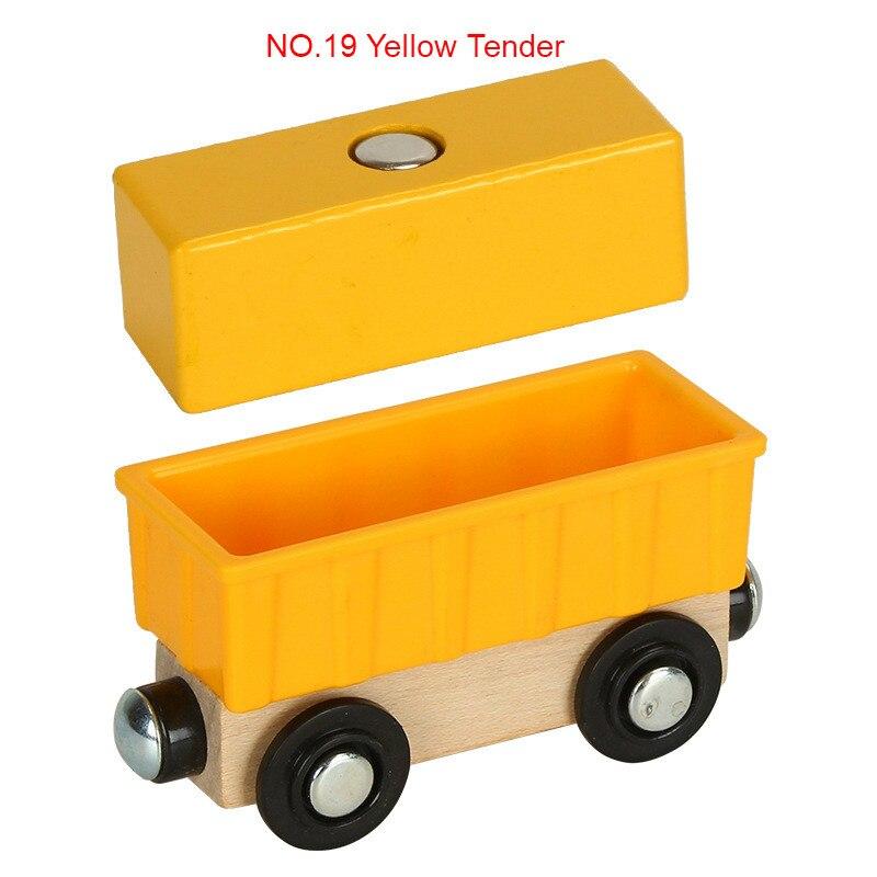 NO.19 Yellow Tender