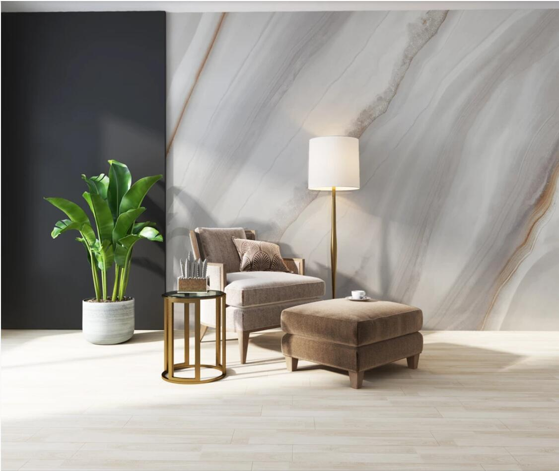 Hot Promo 2d32 Grey White Marble Hd Wallpaper Mural Luxury Large Photo Printed Wall Paper For Bedroom Wall Papers Home Decor Papel De Parede Cicig Co
