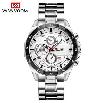 2021 New Arrival Moderno Watches Mens Sport Reloj Hombre Casual Relogio Masculino Para Military Army Leather Wrist Watch For Men - 216G-HB