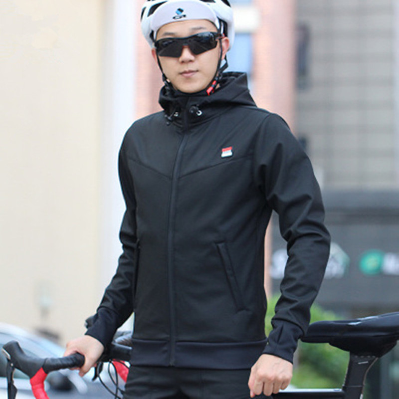 Cycling Jersey Winter Men Women Thermal Fleece Waterproof Bike Jacket Outdoor Cycling Clothing MTB Sportswear Roupa Ciclismo