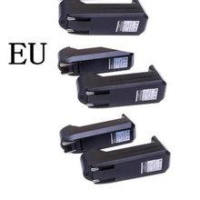 Dual-Battery-Charger Vape 18650 5PCS 16340 14500 Double-Slot Multifunction