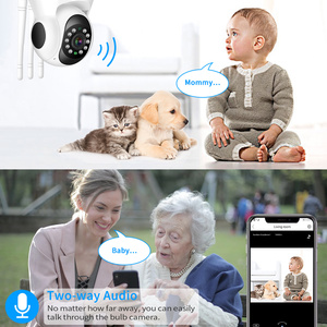 Image 3 - Hiseeu 1080P 1536P IP Camera WIFI Wireless Home Security Camera Surveillance 2 Way Audio CCTV Pet Camera 2mp Baby Monitor