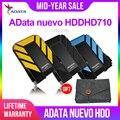 AData nuevo HDD externo 1TB 2TB HD710 Pro USB3.1 2,5 pulgadas disco duro portátil militar estándar a prueba de golpes IEC a prueba de polvo