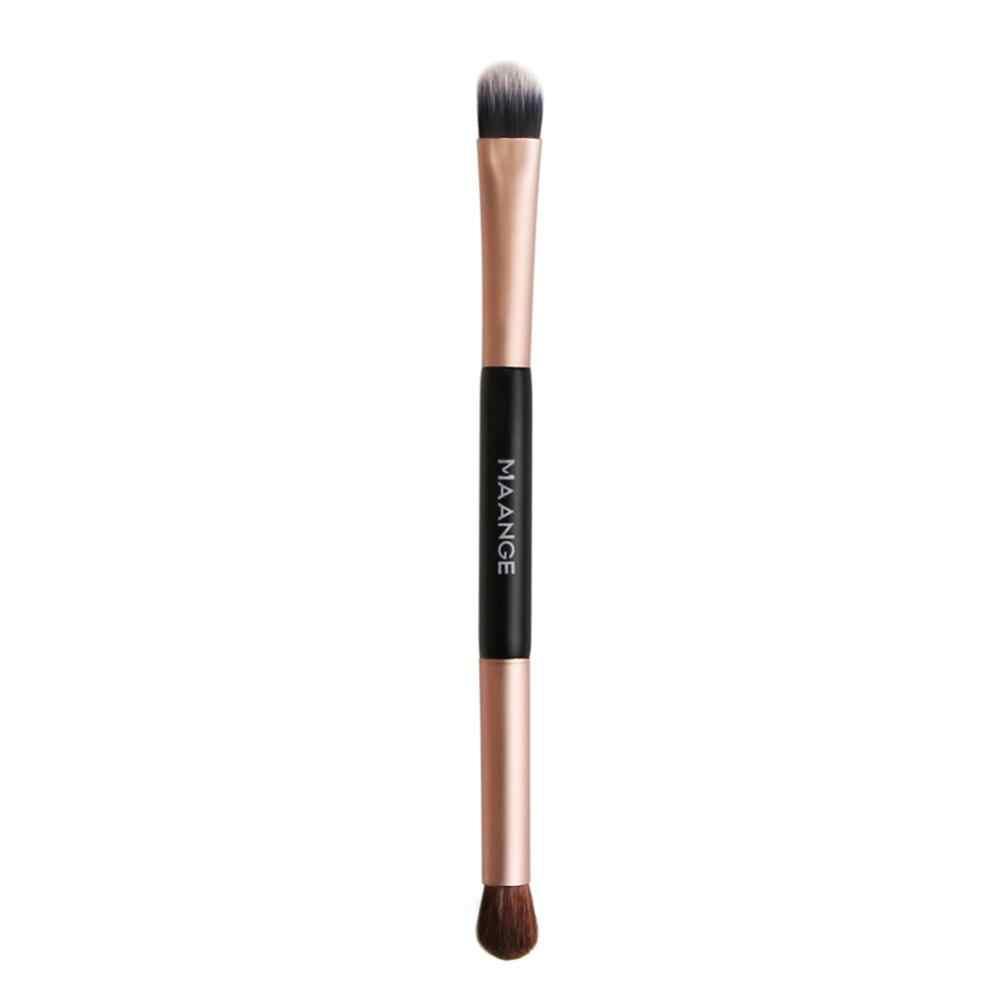 Heißer Weichen Make-Up Pinsel Lidschatten Pinsel Weiche Borsten Einfach Zu Gelten Doppel-end Lidschatten Pinsel pincel maquiagem Machen up-Tools