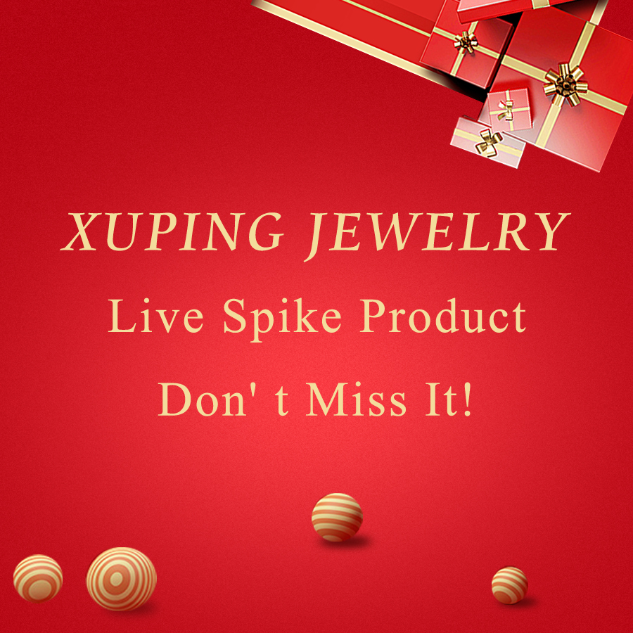 XUPING JEWELRY Live Spike Product
