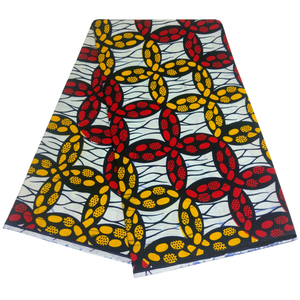 ankara africain wax print fabric african fabric 2019 high quality ankara fabric 100% cotton tissu wax fabric(China)