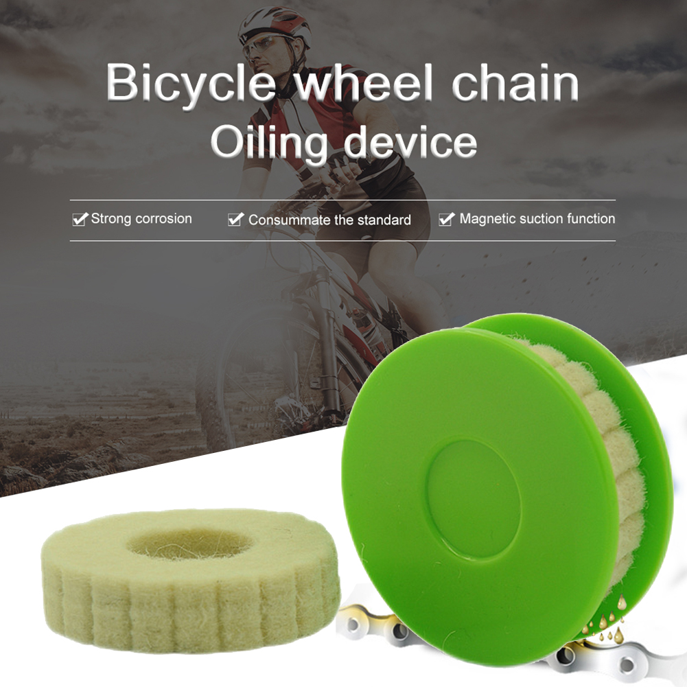 Bicycle Chain Gear Oiler