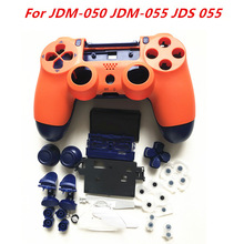 Case-Cover Housing-Shell Replacement 055-Controller Jdm-050-Jdm-055 Shell-Buttons Gamepad