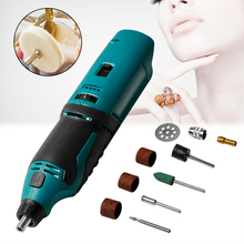 12V 25000RPM Electric Grinder Drill Grind Machine Toe Nail Drill File Polisher Manicure Tool Power Tool For Bosch 12V Battery