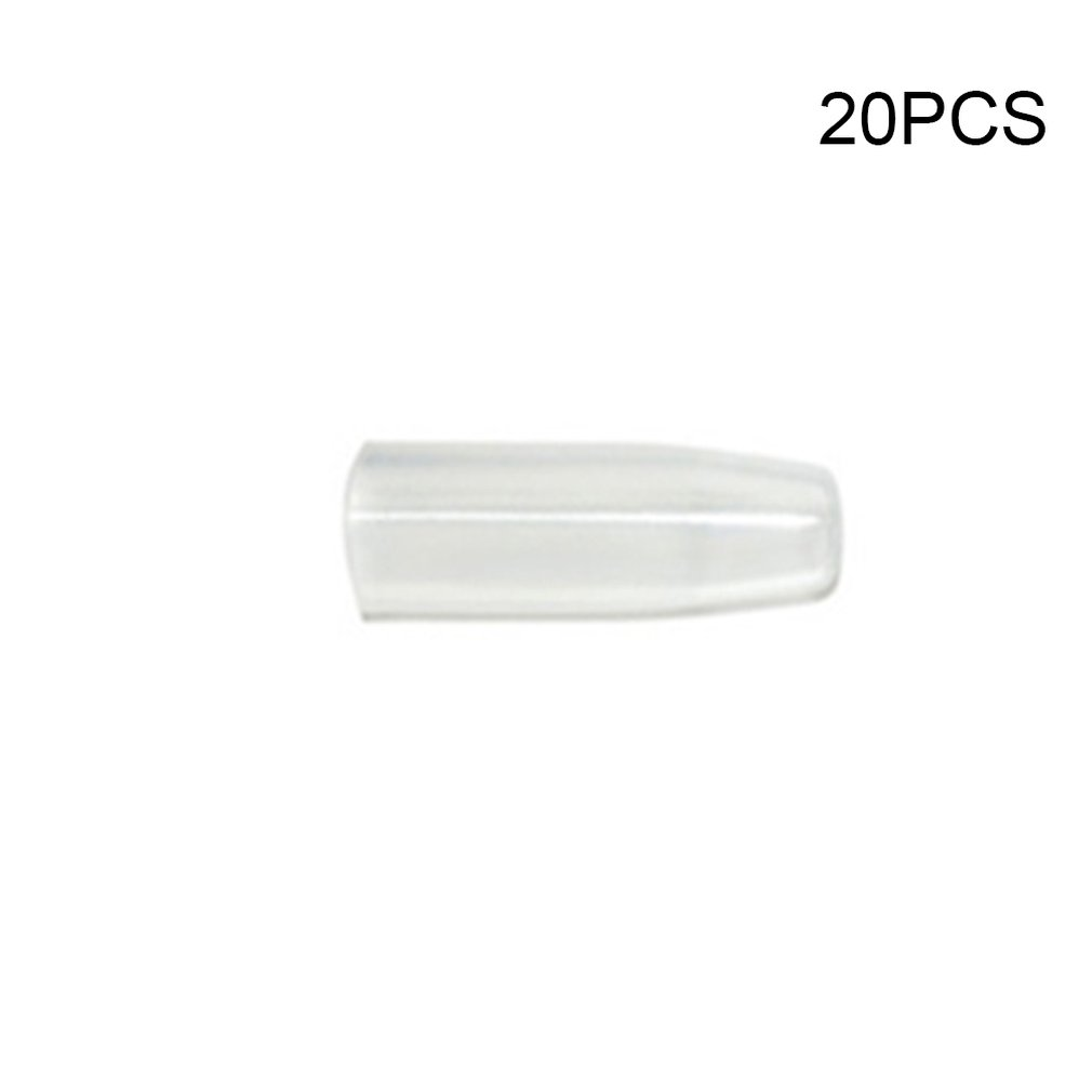 20/50Pcs Durable Mouthpieces for AT-818 Breath Alcohol Tester Breathalyzer Digital Breathalyzer's Blowing Nozzles Mouthpieces