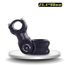 Регулируемый угол велосипеда 31,8 мм вынос руля алюминиевый сплав Передняя вилка рукоятка адаптер 31,8/23 мм 180 мм Аксессуары для велосипеда f3