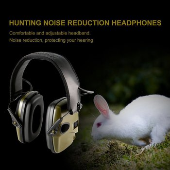 Outdoor Hunting Tactical Headset III Airsoft Paintball Comtac Headphone Active Noise Canceling Military Earphone цена 2017