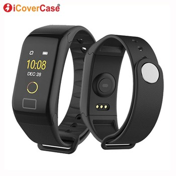 For Google Pixel 4 3 3a 2 XL Samsung Galaxy A6s A8s C5 C7 C9 Pro C10 J5 J7 Prime Bracelet Sport Fitness Smart Wristband Watch