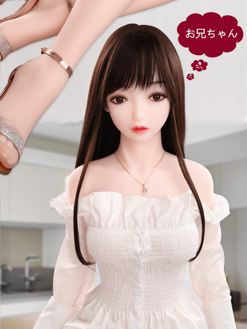 <font><b>75cm</b></font> Real Silicone <font><b>Sex</b></font> <font><b>Doll</b></font> with Skeleton Full Body sexy toys Adult Anime Love <font><b>Doll</b></font> Artificial Vagina Fake Ass Big Breast image