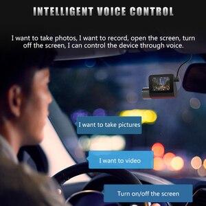 Image 4 - 70mai kamera na deskę rozdzielczą Pro inteligentna kamera samochodowa Wifi 1944P HD GPS ADAS sterowanie głosem Monitor do parkowania 140FOV noktowizor kamera na deskę rozdzielczą era