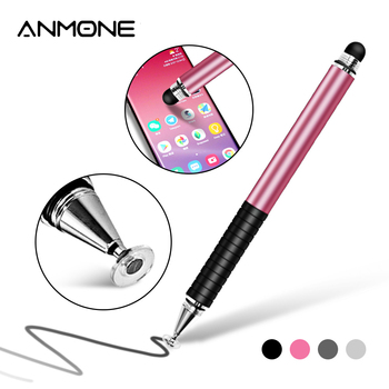 ANMONE 2 in 1 Universal Touch Screen Pen For Phone Capacitive Tablet Stylus Pen for Mobile Phone Stylus Drawing Tablet Pens