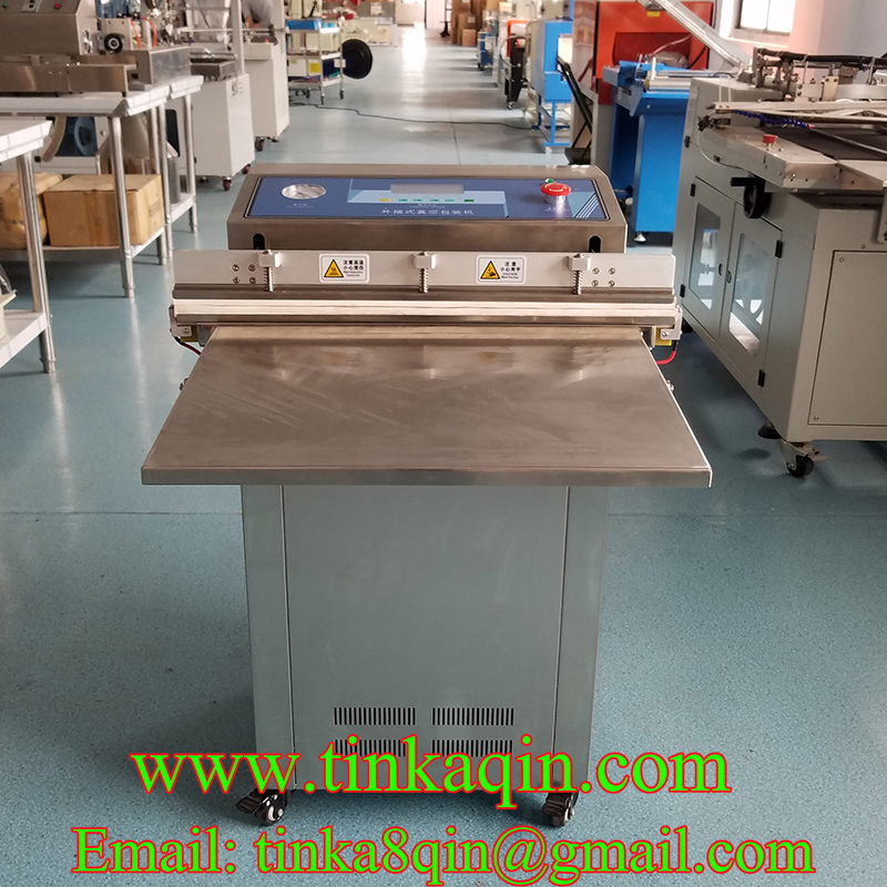 DZ 600 floor type vacuum pump Big bag vacuum machine pillow Futon Vacuum Sealing Machine compressor Big fish vacuum preservation|Vacuum Food Sealers| |  - title=
