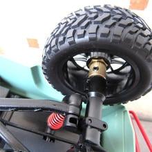 4pcs Upgrade Model Car Tires Wheels Hub Rims Parts for MN D90 91 99S RC Car Tires