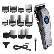 Hair-Clipper Electric-Hair-Cutting-Machine Professional Barber Adjustable Rechargeable