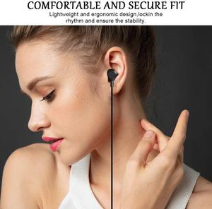 Image 5 - Senhomtog auricular, intrauditivo clásico de 3,5mm de bajos profundos con micrófono, apto para MP3, psp, portátil, Samsung y teléfono inteligente
