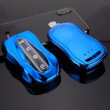 Weiche TPU schlüssel fall für auto für Geely Key Shell, Xingyue Smart Auto Schlüssel Fall, boyue PRO Auto Schlüssel Fall auto styling keychain neue