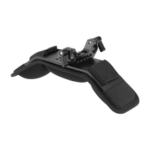 Kayulin Steady Dslr Shoulder Mount Shoulder Pad for Video Camcorder Camera DV/DC Support System DSLR Rig (15mm Railblock) lanparte ofc 02 adjustable z shape offset clamp for 15mm rail system rig dslr video rig