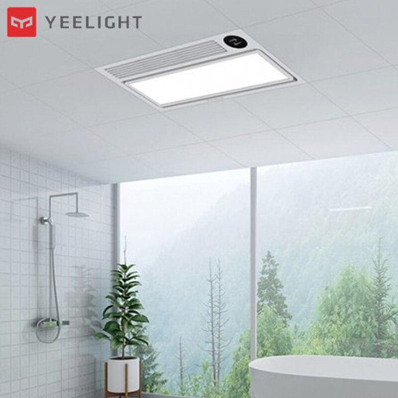 2019 nova yeelight inteligente 8 in1 led banho aquecedor pro luz de teto luz de banho para mihome app controle remoto para banheiro - 2