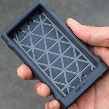 Противоударный защитный чехол для Sony Walkman, мягкий силиконовый чехол с защитой от ударов для Sony Walkman, NW-A55HN, A56HN, A57HN, A50, A55, A56, A57