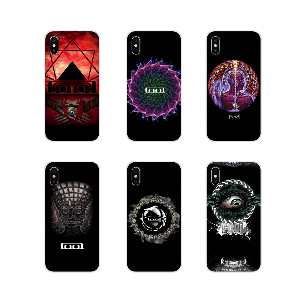 Para Samsung Galaxy A3, A5, A7, A9, A8 Star, A6 Plus, 2018, 2015, 2016, 2017, accesorios, funda de teléfono, funda, herramienta, banda Rock Metal