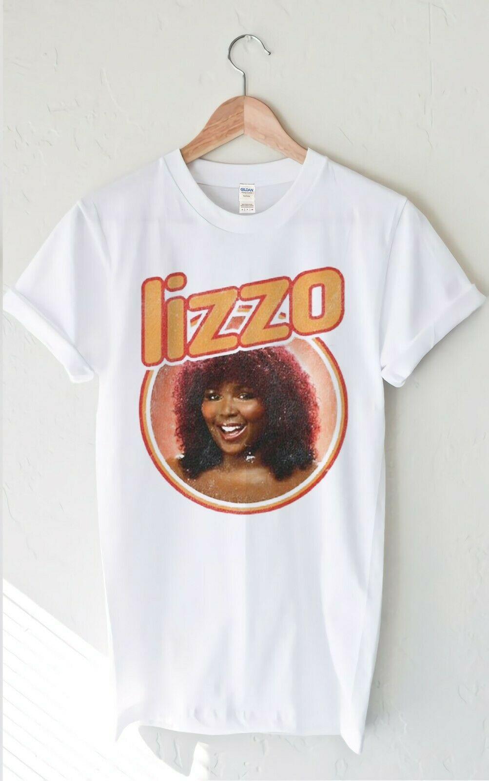 Lizzo Albumt-Shirt 90S Vintage Singet Tour 2020