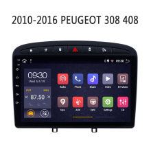 Multimedia für auto für peugeot 308 408 DVD android auto stereo 2010 2012 2013 2014 2015 2016 GPS navigation 2 32G 8 core carplay(China)