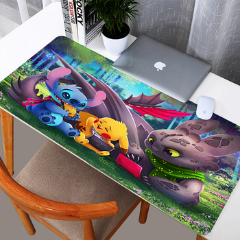 Cartoon Pokemons  Gaming Mouse Pad Large Mouse Pad Gamer Big Mouse Mat Computer Mousepad Rubber Mause Pad Game Keyboard Desk Mat 2