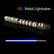 Световой сабля rgb игрушки световая палочка kpop светящийся