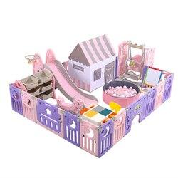 جديد لعبة طفل سياج متعدد الوظائف للأطفال تلعب سياج الأسرة داخلي طفل المنزل الزحف طفل سور أمان ملعب
