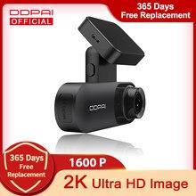 Kamera na deskę rozdzielczą DDPAI Mola N3 1600P HD GPS napęd samochodowy Auto wideo DVR 2K Smart Connect Android kamera samochodowa Wifi rejestrator 24H Parking
