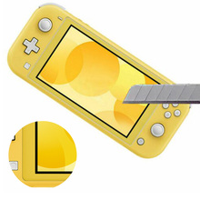 Screen-Protector-Film-Set Switch-Lite-Accessories Tempered-Glass with for HD Antiscratch