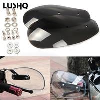 For yamaha x max bmw s1000 xr ducati monster 696 yamaha tw 200 kawasaki kle 500 Motorcycle handguards windshield Hand guard kit