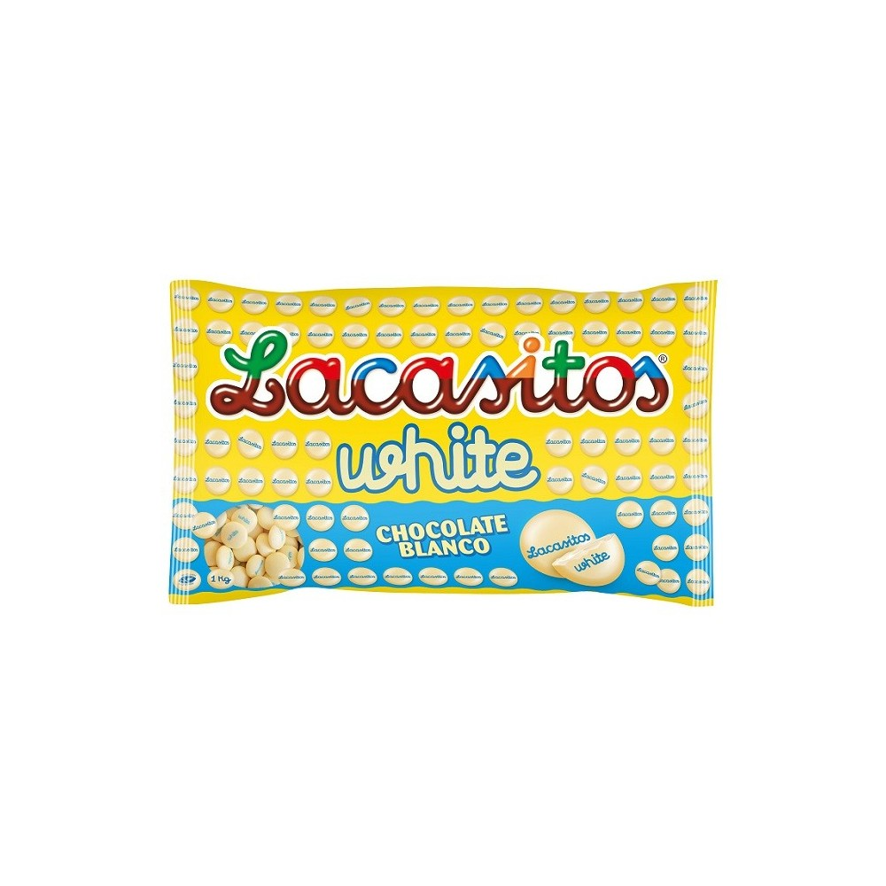 White Lacasitos · 1Kg.