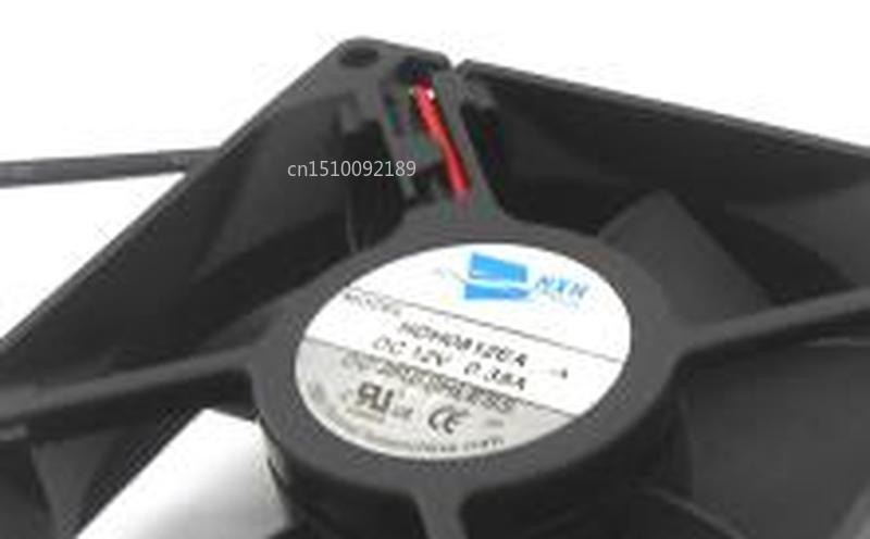 For Fan HDH0812EA -A 12V 0.38A 8025 Large Air Volume Fan 8CM Free Shipping