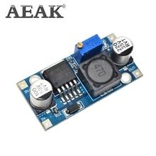 AEAK 100pcs LM2596 LM2596S DC DC 4.5 40V adjustable step down power Supply module NEW ,High Quality