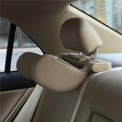 Pamięć samochodowa poduszka bawełniana poduszka snu boczna poduszka zagłówek dla mazdy 2 3 5 6 CX5 CX7 CX9 Atenza Axela w Wsporniki fotela od Samochody i motocykle na