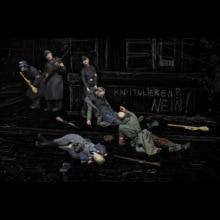 1/35 фигурка модели из смолы GK, военная тема (шесть человек), несобранный и Неокрашенный комплект