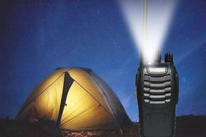 Image 5 - 4 pcs/set New Original Baofeng BF888S Walkie Talkie BF 888s 5W 16CH UHF 400 470MHz BF 888S walkie talkie two way Radio