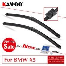 Kawoo для автомобилей bmw x5 e53 e70 f15 g05 лезвия из натурального